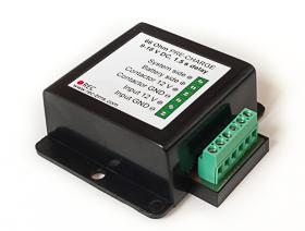 Pre-charge resistor